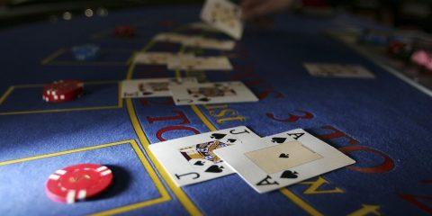 Sélection des jeux aux casinos en ligne