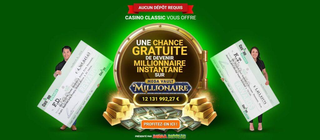 casino classic jeux